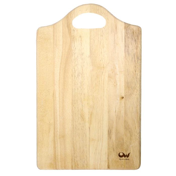 Доска разделочная Oriental way 45 х 28см 9/7309/730Прямоугольная разделочная доска Oriental way с ручкой изготовлена из высококачественной древесины гевеи. Прекрасно подходит для приготовления и сервировки пищи.Особенности разделочной доски Oriental way: высокое качество шлифовки поверхности изделий, двухслойное покрытие пищевым лаком, безопасным для здоровья человека, степень влажность 8-10%, не трескается и не рассыхается, высокая плотность структуры древесины, устойчива к механическим воздействиям, не предназначена для мытья в посудомоечной машине. Характеристики: Материал: дерево. Размер: 45 см х 28 см х 2 см. Производитель: Тайланд. Артикул: 9/730. Торговая марка Oriental way известна на рынке с 1996 года. Эта марка объединяет товары для кухни, изготовленные из дерева и других материалов. Все товары марки Oriental way являются безопасными для здоровья, экологичными, прочными и долговечными в использовании.