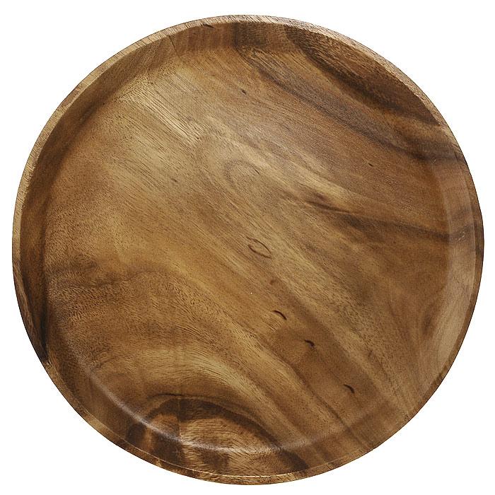 Блюдо Oriental Way Oriental way Гармония 30 см WD-3710L1WD-3710L1Круглое блюдо Oriental Way Гармония выполнено из высококачественного дерева. Блюдо покрыто пищевым лаком, совершенно нетоксичным и безвредным для здоровья. Лак препятствует впитыванию влаги в изделие, тем самым продлевает срок его службы. Выбирая для дома блюдо Oriental Way Гармония из дерева, вы получаете не только безопасность и уют натуральных материалов, но и высокое качество изделий. Оригинальный дизайн придется по вкусу и ценителям классики, и тем, кто предпочитает утонченность и изысканность. Такое блюдо настроит на позитивный лад и подарит хорошее настроение всем, кто любит готовить.Особенности блюда Oriental Way Гармония:- сделано из природного материала; - гармонирует с любым интерьером; - долгий срок службы; - не впитывает влагу; - не впитывает запахи; - нельзя мыть в посудомоечной машине. Характеристики:Материал: дерево. Диаметр блюда: 30 см. Высота блюда: 2,5 см. Производитель: Филиппины. Артикул: WD-3710L1.