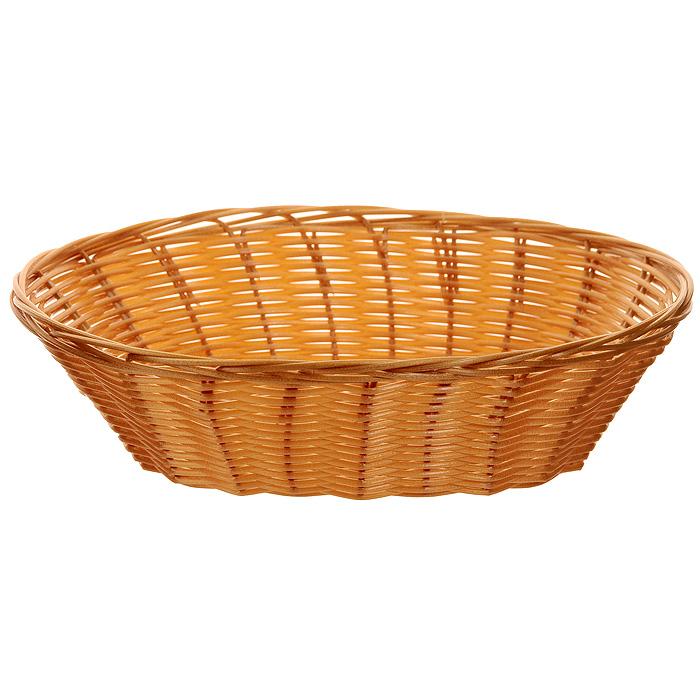 Корзинка плетеная Oriental Way Мульти, овальная, 26 х 17 смMJ-PP005BRПлетеная корзинка Oriental Way Мульти изготовлена из устойчивого к воздействию окружающей среды полипропилена. Идеально подходит для хранения выпечки, конфет, фруктов, косметики, рукоделия и оформления подарков. Срок эксплуатации корзины может составлять десятки лет. Она не требует тщательного ухода, не впитывает запахи, не боится воды и не разрушается от перепада температур. Плетеная корзинка Oriental Way Мульти отлично впишется в интерьер вашего дома. Характеристики:Материал: полипропилен. Размер корзинки: 26 см х 17 см х 8 см. Производитель: Китай. Артикул: MJ-PP005BR.