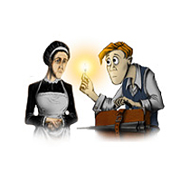 Zakazat.ru Мортимер Бэккет и секреты усадьбы с привидениями