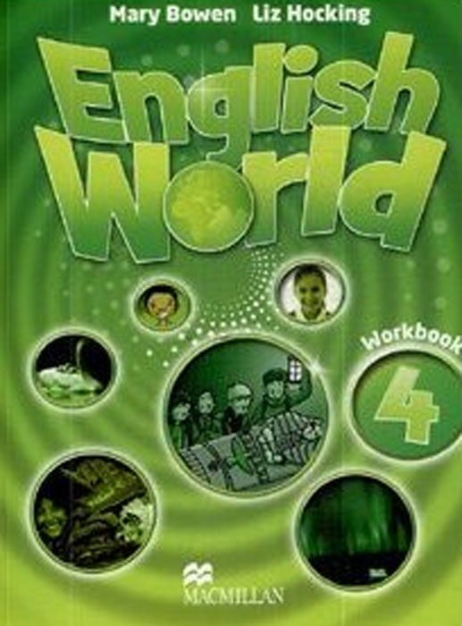 где купить English World 4: Workbook дешево