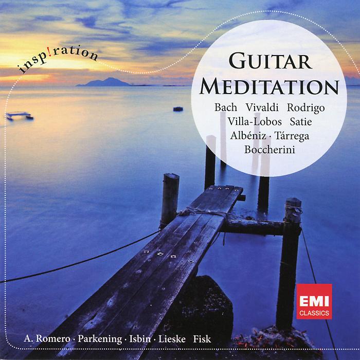Guitar Meditation moving into meditation