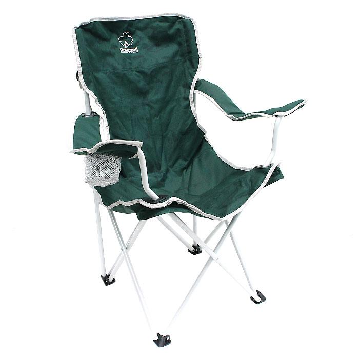 Стул складной Greenell FC-671061Складной стул Greenell FC-6 - это незаменимый предмет походной мебели, очень удобен в эксплуатации. Стул выполнен из металла, материал сиденья и спинки - из полиэстера. Стул легко собирается и разбирается и не занимает много места, поэтому подходит для транспортировки и хранения дома.В комплект со стулом входит чехол для удобного хранения. Характеристики:Материал: металл, полиэстер 600D. Размер стула (в разложенном виде): 78 см х 54 см х 90 см. Максимальная нагрузка: до 100 кг. Вес: 3,2 кг. Производитель: Китай. Артикул: 71061.