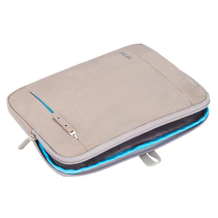 ASUS Matte Slim Sleeve 10, Beige (90-XB2700SL00090)90-XB2700SL00090Красота зачастую проявляется в простых вещах, таких как этот элегантный футляр Asus Matte Slim Sleeve для нетбуков и ноутбуков с размером экрана до 10 дюймов. Мягкий материал надежно защитит мобильный компьютер от царапин, а красивый цвет и удачный дизайн подчеркнут Ваш уникальный стиль.