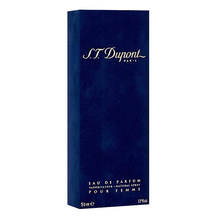 S.T. Dupont S.T. Dupont Pour Femme. Парфюмерная вода, 50 мл02395Аромат S.T. Dupont S.T. Dupont Pour Femme - это божественное воплощение совершенства, изысканности и элегантности, которое состоит из букета цветочных, фруктовых и древесных ароматов. Яркие и щекотливые нотки мандарина, магнолии, гардении, гвоздики и розы делают обладательницу превосходного аромата более женственной и очаровательной. Древесные ноты амбры, мускуса, ванили, сантала, пачули, кедра и дуба придают очарованию загадочную пряность и сексуальную раскованность. А классический набор нежных фруктовых и цветочных нот делают общую композицию утонченной и наиболее чувственной. Такой аромат украсит повседневные будни своей хозяйки и позволит ощущать себя уверенно в любой компании.Классификация аромата: цветочный. Верхние ноты: дыня, гальбанум, мандарин, бальзам из черной смородины, лимон.Ноты сердца: гвоздика, гардения, жасмин, орхидея, ландыш, цикламен, иланг-иланг.Ноты шлейфа: мох, сандал, мускус, кедр, амбра, пачули.Ключевые слова: Богатый, нежный, гармоничный, легкий! Характеристики:Объем: 50 мл. Производитель: Франция. Самый популярный вид парфюмерной продукции на сегодняшний день - парфюмерная вода. Это объясняется оптимальным балансом цены и качества - с одной стороны, достаточно высокая концентрация экстракта (10-20% при 90% спирте), с другой - более доступная, по сравнению с духами, цена. У многих фирм парфюмерная вода - самый высокий по концентрации экстракта вид товара, т.к. далеко не все производители считают нужным (или возможным) выпускать свои ароматы в виде духов. Как правило, парфюмерная вода всегда в спрее-пульверизаторе, что удобно для использования и транспортировки. Так что если духи по какой-либо причине приобрести нельзя, парфюмерная вода, безусловно, - самая лучшая им замена.Товар сертифицирован.