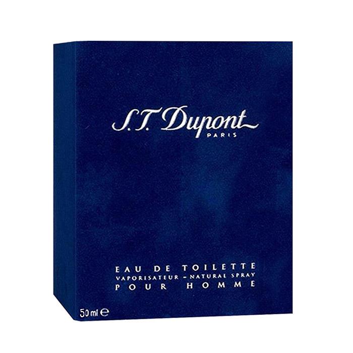 S.T. Dupont Dupont Homme. Туалетная вода, 50 мл s t dupont туалетная вода intense