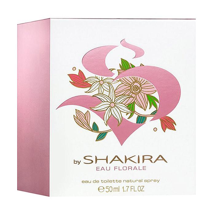 Shakira Shakira Eau Florale. Туалетная вода, 50 мл shakira цена