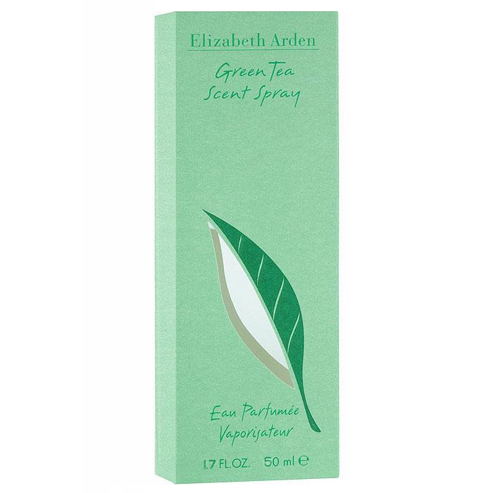 Elizabeth Arden Парфюмерная вода Green Tea, 50 мл elizabeth alone