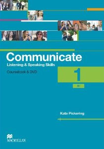 Communicate 1: Listening and Speaking Skills: Coursebook (+ DVD-ROM) listening