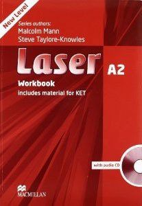 Laser A2: Workbook (+ CD-ROM) laser a2 workbook with key cd