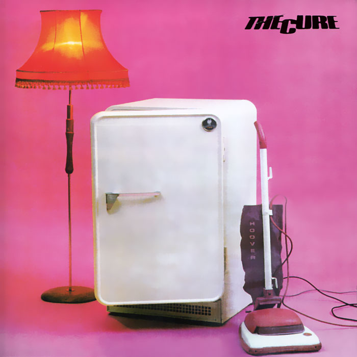 The Cure The Cure. Three Imaginary Boys. Deluxe Edition (2 CD)