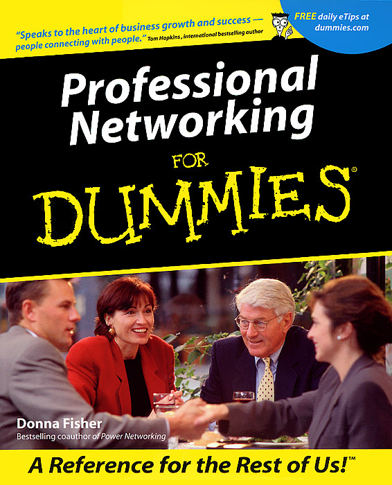 Professional Networking For Dummies business networking for dummies