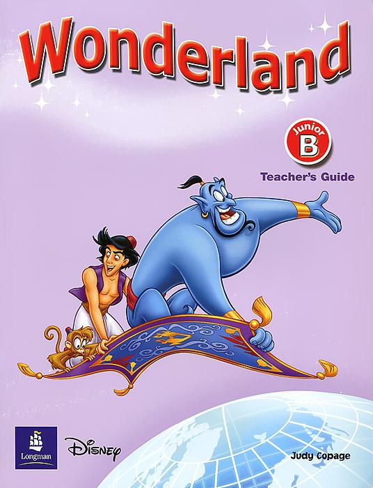 Wonderland: Junior B: Teachers Book wonderland junior b pupils book cd