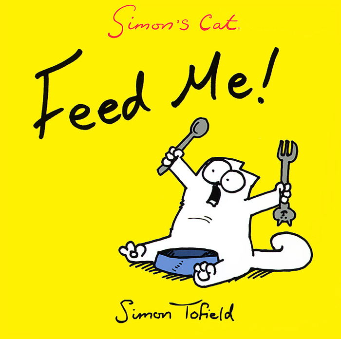 Simon's Cat: Feed Me! the first feed study