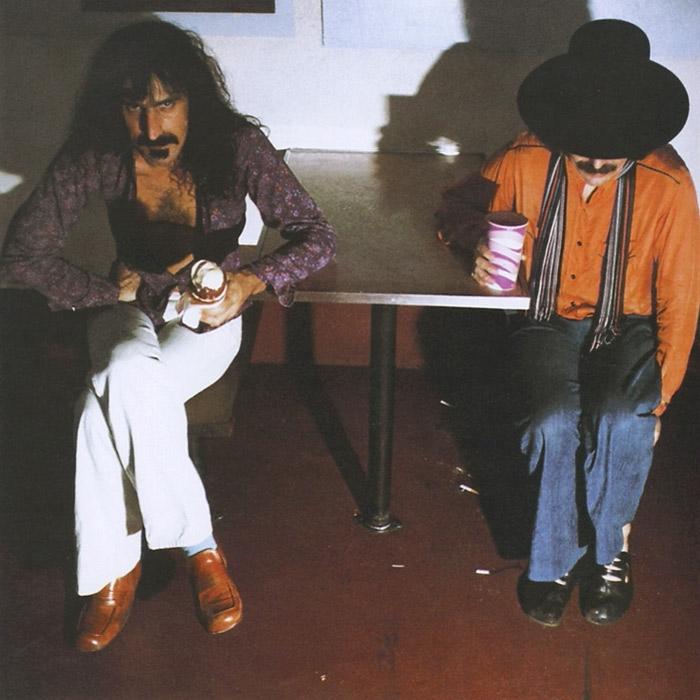 Фрэнк Заппа Frank Zappa. Bongo Fury все цены