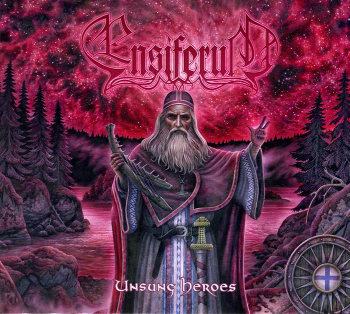 Ensiferum Ensiferum. Unsung Heroes (CD + DVD)