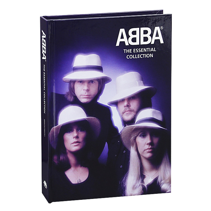 ABBA ABBA. The Essential Collection (2 CD + DVD) стилус polar pp001
