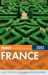 Fodor's France 2012