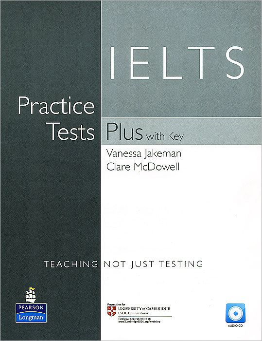 IELTS Practice Tests Plus 1 (+ 2 CD) gould p clutterbuck m focusing on ielts academic practice tests with answer key 3cd