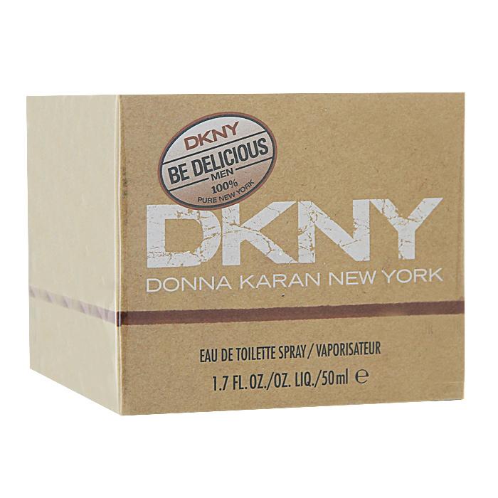 DKNY Be Delicious. Туалетная вода, 50 мл55050Мужской аромат DKNY Be Delicious от Donna Karan отражает динамизм и энергию его обладателя. Свежий, пульсирующий, жизнерадостный аромат построен на сочетании фруктовых, цитрусовых и пряных компонентов и адресуется современному, решительному мужчине излучающего чарующую и живую уверенность, звучащую в унисон с ритмами и звуками города.Классификация аромата: восточный, пряный, фруктовый, цветочный.Верхние ноты: ягоды можжевельника, пачули.Ноты сердца:грейпфрут, зеленое яблоко.Ноты шлейфа:кофе, жасмин, океанический аккорд, древесный аккорд, хинин.Ключевые слова: Живой, мужественный, свежий! Характеристики:Объем: 50 мл. Производитель: США. Туалетная вода - один из самых популярных видов парфюмерной продукции. Туалетная вода содержит 4-10%парфюмерного экстракта. Главные достоинства данного типа продукции заключаются в доступной цене, разнообразии форматов (как правило, 30, 50, 75, 100 мл), удобстве использования (чаще всего - спрей). Идеальна для дневного использования. Товар сертифицирован.