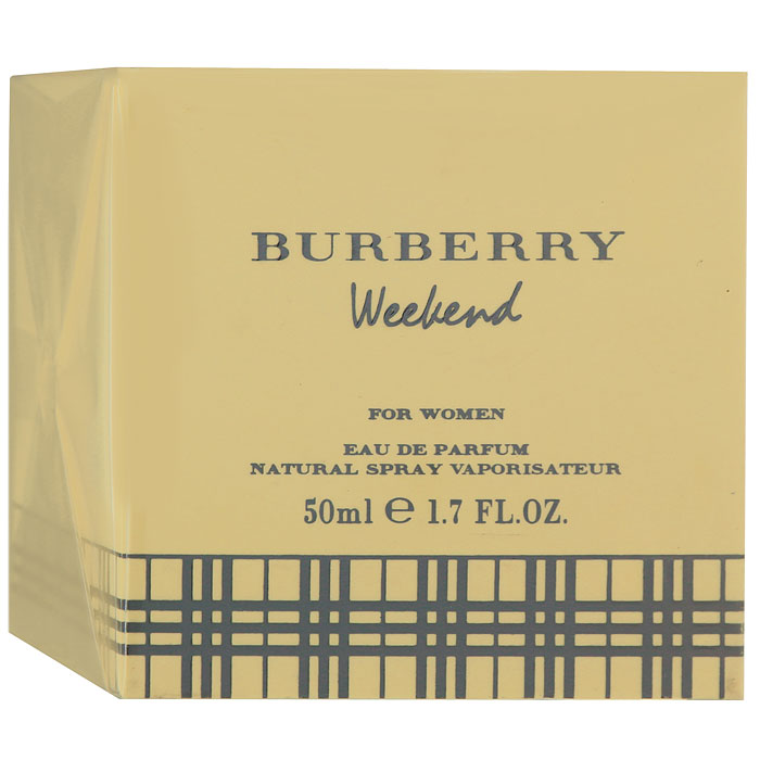 Burberry Weekend For Women. Парфюмерная вода, 50 мл burberry парфюмерная вода body 60 мл