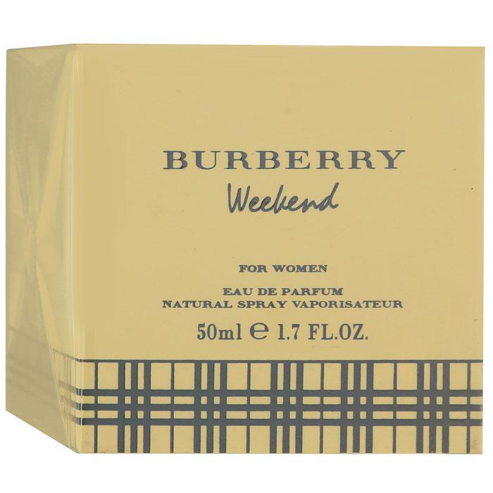 Burberry Weekend For Women. Парфюмерная вода, 50 мл туалетная вода burberry my burberry lady туалетная вода 50 мл