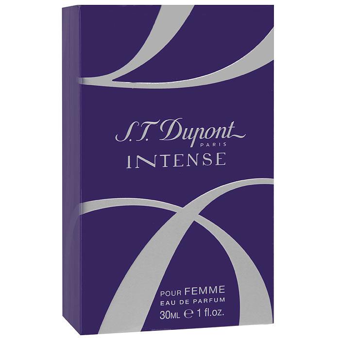 S.T. Dupont Intense Pour Femme. Парфюмерная вода, 30 мл masaki matsushima парфюмерная вода ��оллер mat limited женская 10 мл