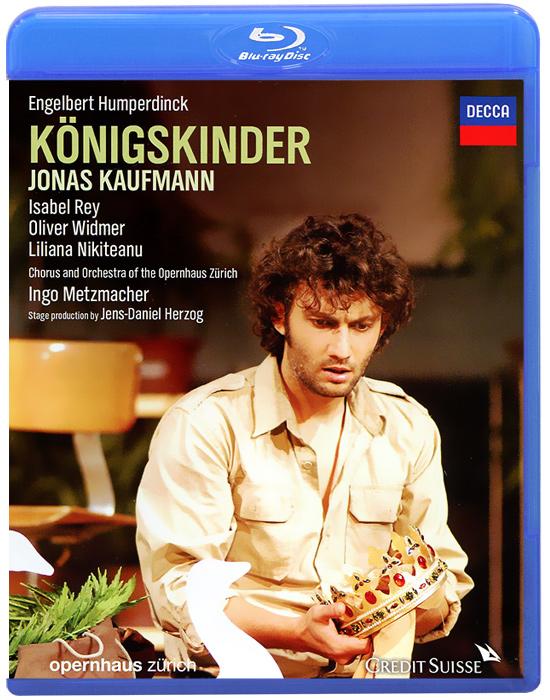 Engelbert Humperdinck, Kaufmann: Konigskinder (Blu-ray) guillermo kaufmann h advances in speckle metrology and related techniques