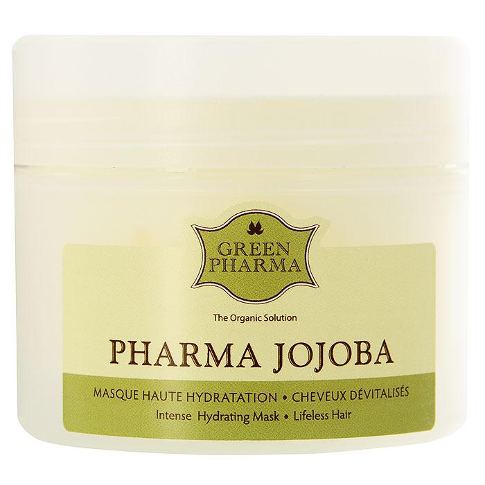 Экспресс-маска Greenpharma Pharma Jojoba высокой степени увлажнения, с маслом жожоба и экстрактом анжелики, для безжизненных волос, 250 мл7221Экспресс-маска Greenpharma Pharma Jojoba высокой степени увлажнения, с маслом жожоба, 75% экстракта анжелики, защищающает от старения. Специально разработана для мгновенного увлажнения и защиты сухих, истонченных временем волос. Масло жожоба, полученное из экстракта семян растения, выбрано из-за своей мягкости и прекрасной совместимости с волосами. Настоящий восстанавливающий жидкий воск, обволакивающий и защищающий, масло жожоба придает сухим волосам увлажнение и блеск, в которых они нуждаются. В сочетании с эфирным маслом сладкого апельсина, экстракта семян и корня анжелики, обладающих тонизирующим и очищающим действием, маска придает блеск и жизненную силу волосам. Производные натуральной смолы облегчают расчесывание волос. Защищает от агрессивного воздействия окружающей среды благодаря входящему в состав UV-фильтру.Способ применения: после мытья головы нанести небольшое количество маски на волосы по всей длине. Тщательно распределить по волосам при помощи расчески. Оставить на 2-3 минуты в зависимости от состояния волос. Тщательно смыть. Компания GreenPharma S.A.S. - лидер инновационных разработок в области косметологии. Вы хотите вдохнуть жизнь в ослабленные, проблемные волосы и сделать их сильными, пышными и блестящими? Это сделать легко, используя силу натуральных эфирных масел и экстрактов растений. Широкий спектр продуктов по уходу за волосами компании GreenPharma позволяет решить практически любую проблему волос и кожи головы: от чрезмерного выпадения волос до сохранения цвета окрашенных волос. Высокая концентрация натуральных эфирных масел способствует эффективному очищению кожи головы, стимулирует микроциркуляцию крови, останавливает выпадение волос, регулирует себоотделение, что, в свою очередь, укрепляет и оздоравливает волосы. Нет плохих волос, а есть волосы, за которыми плохо ухаживают, красивые волосы начинают