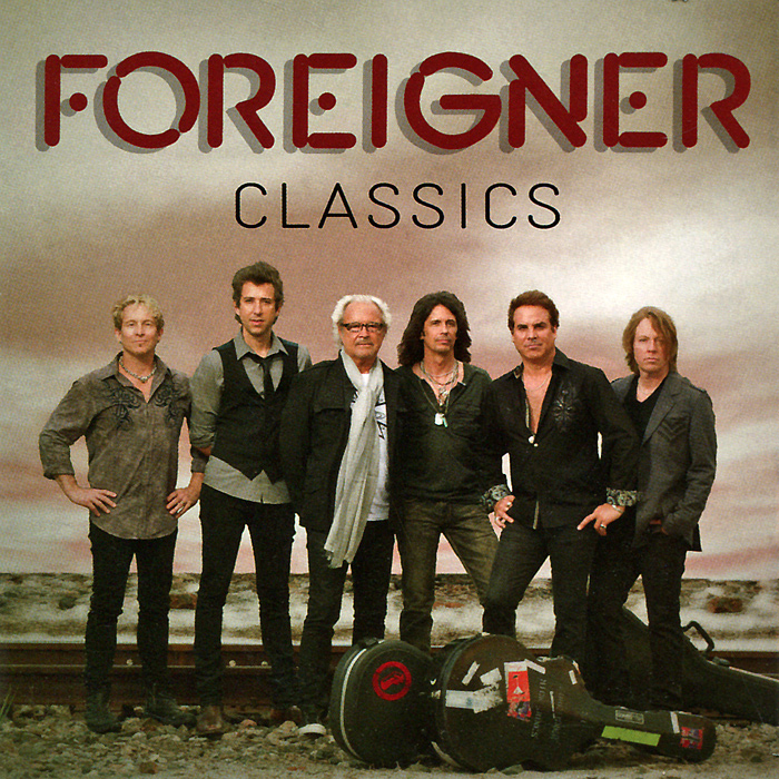 Foreigner Foreigner. Classic foreigner canberra