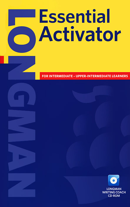 Longman Essential Activator (+ CD-ROM) longman academic writing series 1 sentences to paragraphs