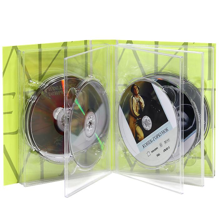 Литература в школе:  Начальная школа (8 DVD) Новый Диск