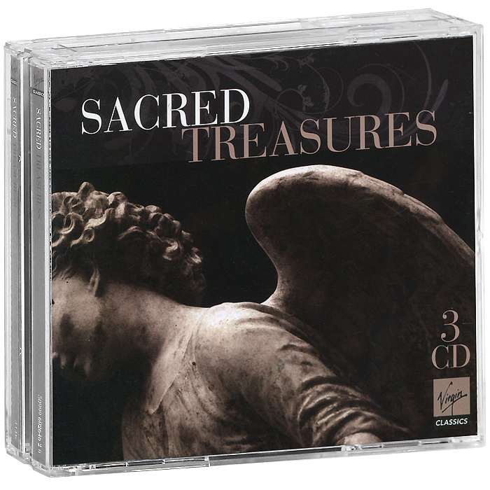 все цены на Sacred Treasures (3 CD)