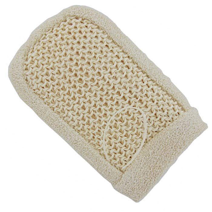 Мочалка-рукавица Riffi, махровая, с вязаной вставкой. 163163Мочалка-рукавица Riffi идеально подходит для мытья тела, сухого и влажного массажа. Хлопковой стороной рукавицы хорошо намыливать тело или натирать его косметическими средствами после душа. Сизалевой стороной пользуются при массаже для усиления его антицеллюлитного действия. Интенсивный и пощипывающе свежий массаж тела с применением Riffi стимулирует кровообращение, активирует кровоснабжение и улучшает общее самочувствие. Благодаря отшелушивающему эффекту кожа освобождается от отмерших клеток, становится гладкой, упругой и свежей. Riffi регенерирует кожу, делает ее приятно нежной, мягкой и лучше готовой к принятию косметических средств. Приносит приятное расслабление всему организму. Борется со спазмами и болями в мышцах, предупреждает образование целлюлита и обеспечивает омолаживающий эффект. Биологически чистые материалы предохраняют от раздражений даже самую нежную и чувствительную кожу во время массажа. Характеристики:Материал: 100% сизаль, 100% хлопок. Размер мочалки: 21 см x 13 см x 1 см. Производитель: Германия. Артикул:163. Товар сертифицирован.