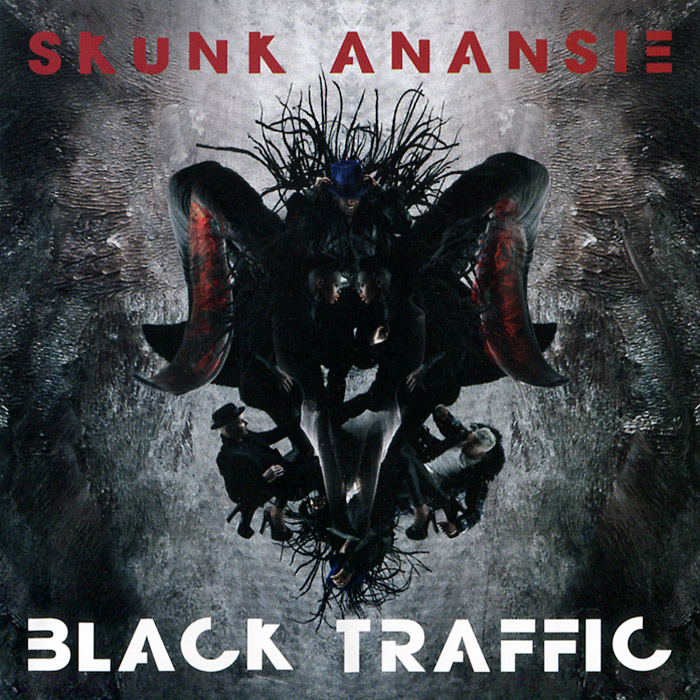 Skunk Anansie Skunk Anansie. Black Traffic