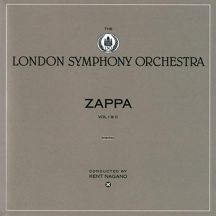 Фрэнк Заппа Frank Zappa. London Symphony Orchestra, Volume I & II (2 CD) все цены