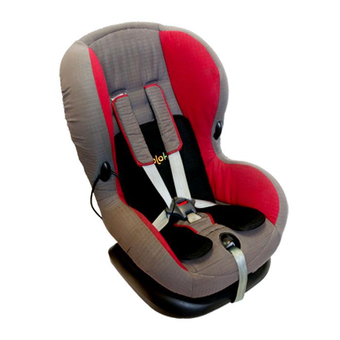 Подогрев для детского сиденья  Teplokid , универсальный, цвет: черный, 27 см x 55 см -  Автокресла и аксессуары