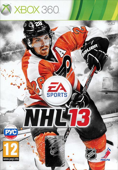 NHL 13 (Xbox 360) купить игры лицензионные на xbox 360