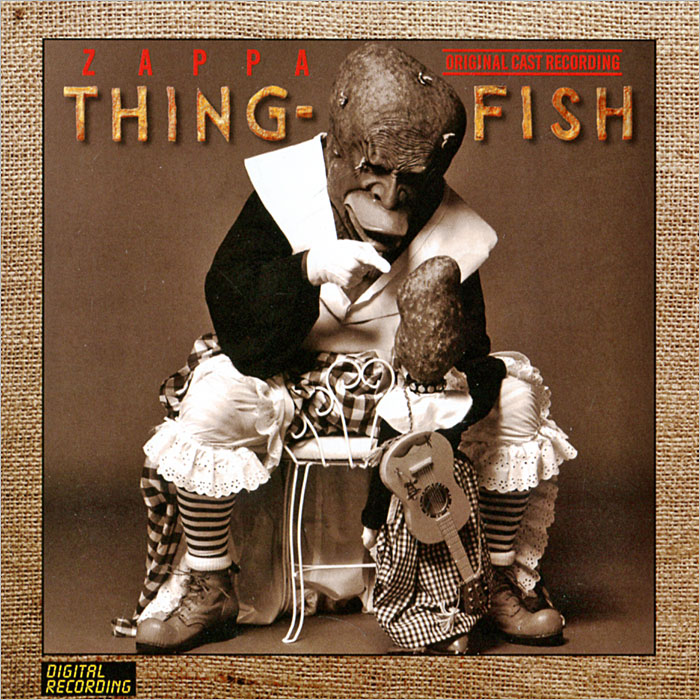 Zappa. Thing-Fish (2 CD)