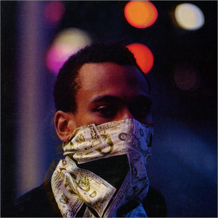 Jeremiah Jae.  Raw Money Raps