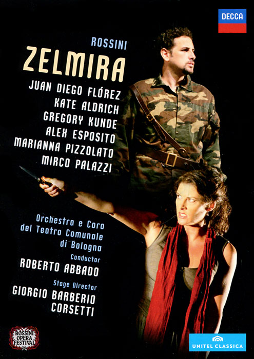 Rossini, Juan Diego Florez, Roberto Abbado, Kate Florez: Zelmira (2 DVD) ноутбук lenovo v110 15iap 15 6 intel celeron n3350 1 1ггц 4гб 500гб intel hd graphics 500 dvd rw windows 10 home 80tg00y1rk черный