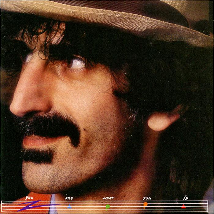 Фрэнк Заппа Frank Zappa. You Are What You Is кофемашина автоматическая philips hd 8649 01