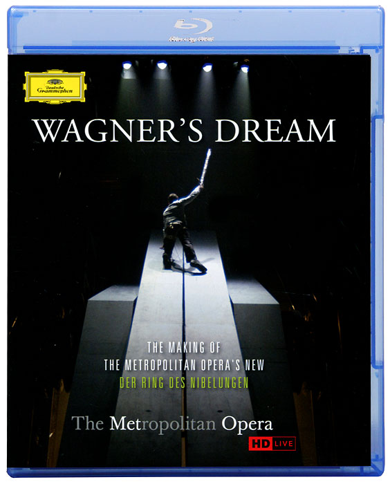 Wagner's Dream Takes You Deep Into The Artistic And Musical Challenges Of The Epic Ring Des Nibelungen By Richard Wagner. Visionary Director Robert Lepage Begins A Five-Yeai Journey To Create The Most Ambitions Staging In Metropolitan Opera History, Featuring А 90,000-Pound Set (