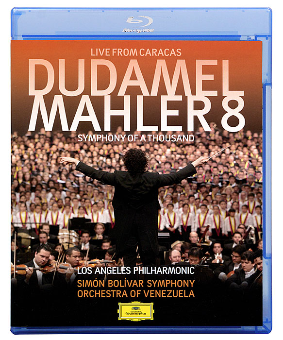 Gustavo Dudamel, Mahler: Symphony No. 8 Symphony Of A Thousand (Blu-ray) video green – los angeles and the triumph of nothingness