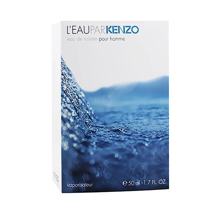 Kenzo Туалетная вода LEau Par Kenzo Pour Homme, 50 мл