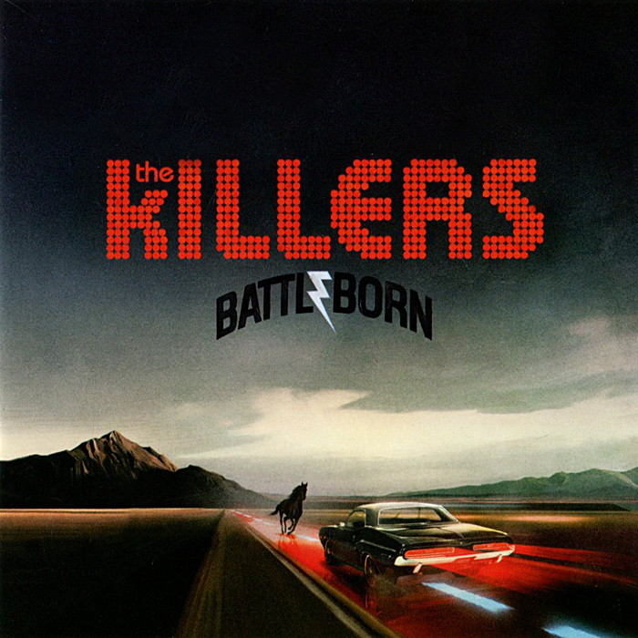 The Killers The Killers. Battle Born