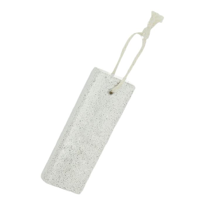 Пемза Riffi, прямоугольная594Пемза Riffi эффективно удаляет огрубевшую, сухую кожу ступней и локтей, делая их мягкими и гладкими. Для удобства применения снабжена веревочной петелькой.Характеристики:Материал: натуральная пемза, текстиль. Размер: 14 см x 4,5 см x 2 см. Производитель: Германия. Артикул:594.Как ухаживать за ногтями: советы эксперта. Статья OZON Гид