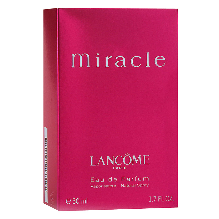 Lancome Miracle. Парфюмерная вода, 50 мл парфюмерная вода мисс диор 100 мл цена