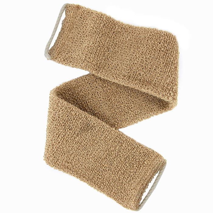 Мочалка-пояс массажная Riffi, вязаная. 203203Мочалка-пояс Riffi используется для мытья тела, отлично действует как пилинговое средство, тонизируя, массируя и эффективно очищая вашу кожу. Изготовлена из индийского льна - идеального материала для релаксирующего массажа. Для удобства применения пояс снабжен двумя веревочными ручками.Благодаря отшелушивающему эффекту мочалки-пояса, кожа освобождается от отмерших клеток, становится гладкой, упругой и свежей. Массаж тела с применением Riffi стимулирует кровообращение, активирует кровоснабжение, способствует обмену веществ, что в свою очередь позволяет себя чувствовать бодрым и отдохнувшим после принятия душа или ванны. Riffi регенерирует кожу, делает ее приятно нежной, мягкой и лучше готовой к принятию косметических средств. Приносит приятное расслабление всему организму. Борется со спазмами и болями в мышцах, предупреждает образование целлюлита и обеспечивает омолаживающий эффект. Натуральные биологически чистые материалы предохраняют от раздражений даже самую нежную и чувствительную кожу во время массажа. Характеристики:Материал: 70% индийский лен, 30% хлопок. Общая длина пояса (с учетом ручек): 93,5 см. Ширина пояса: 12,5 см. Размер упаковки: 30 см x 13,5 см x 4,5 см. Производитель: Германия. Артикул:203. Товар сертифицирован.