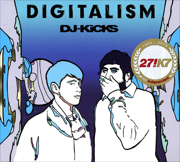 Digitalism.  DJ-Kicks K7 Records GmbH.,ООО Музыка